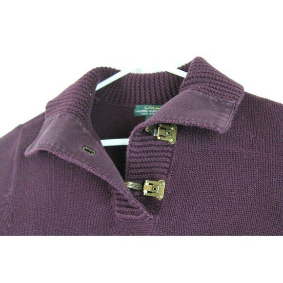 Lauren Jeans RALPH LAUREN Men's Sz L Sweater